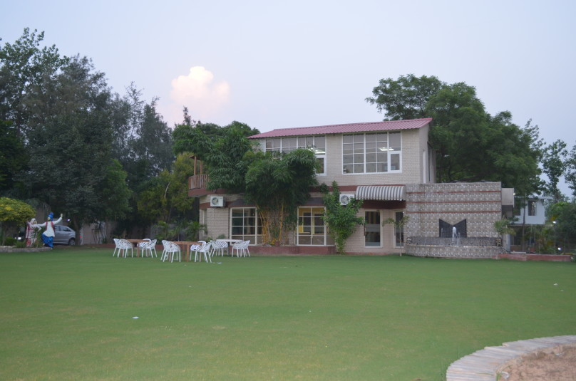 Lawn front