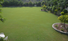 Lawns First floor view