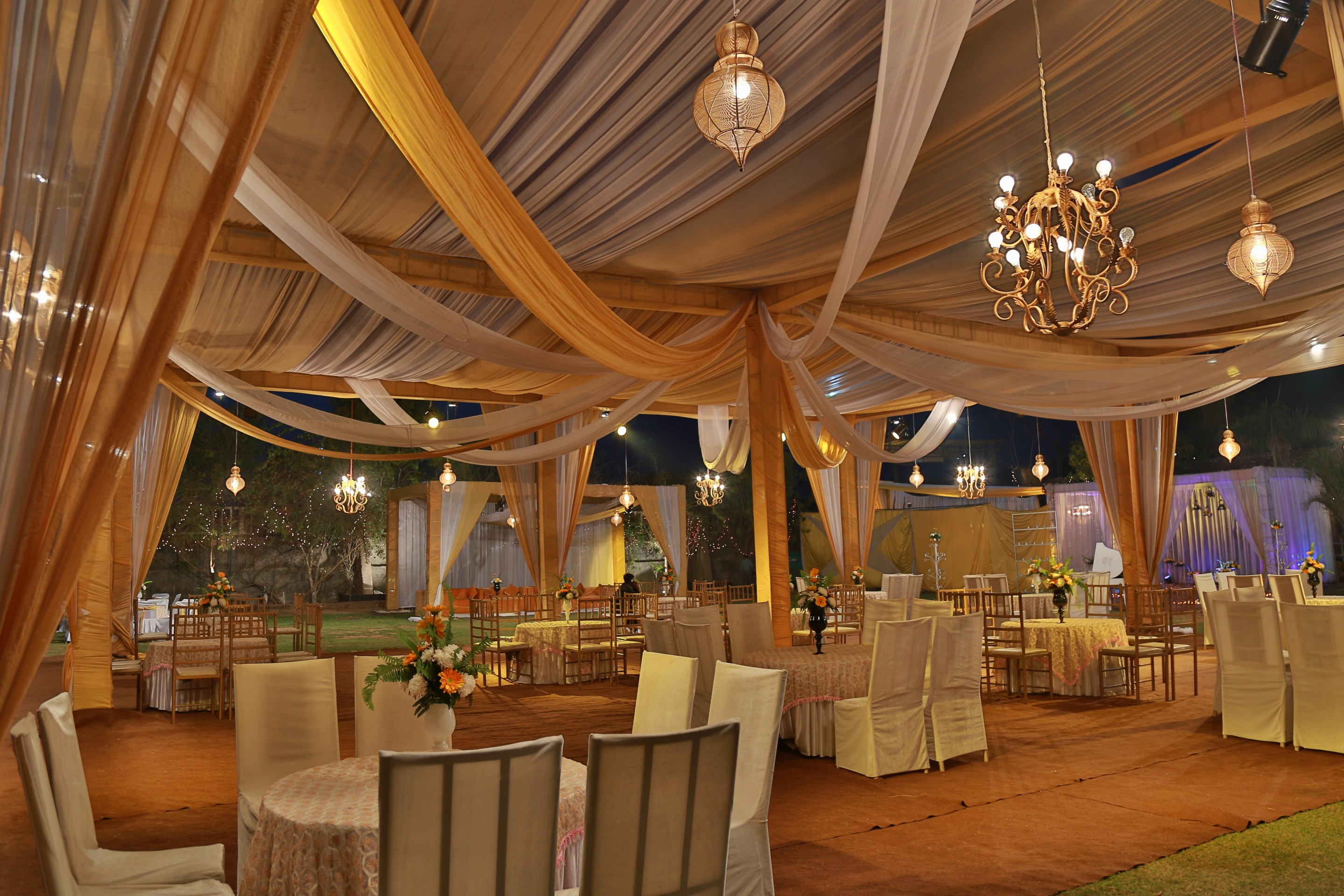 reception banquet hall