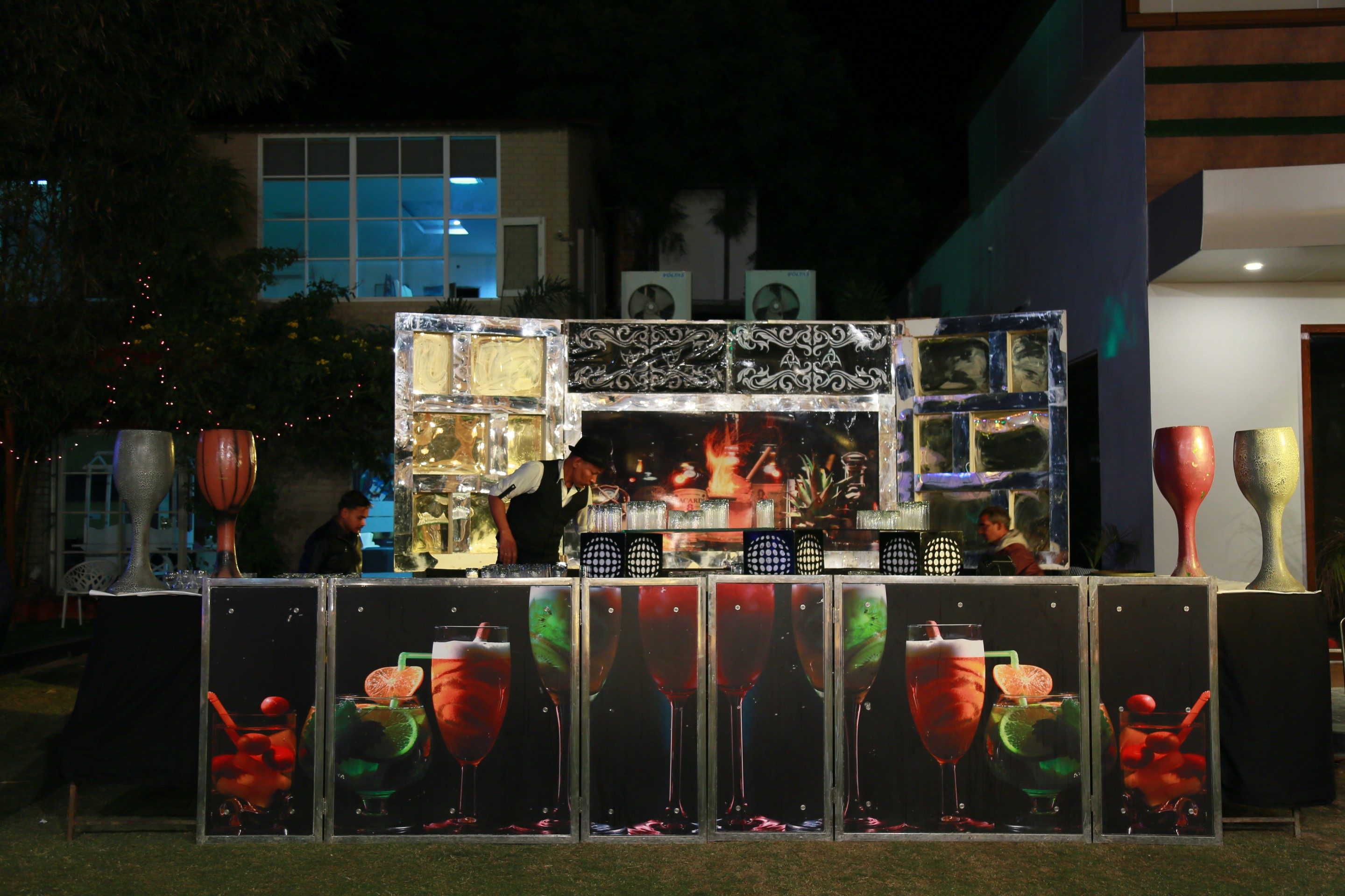 party lawn in chandigarh