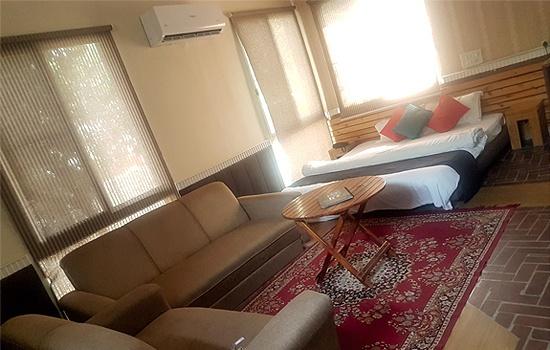 deluxe room in tricity