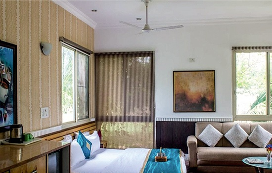 Super deluxe room in punjab
